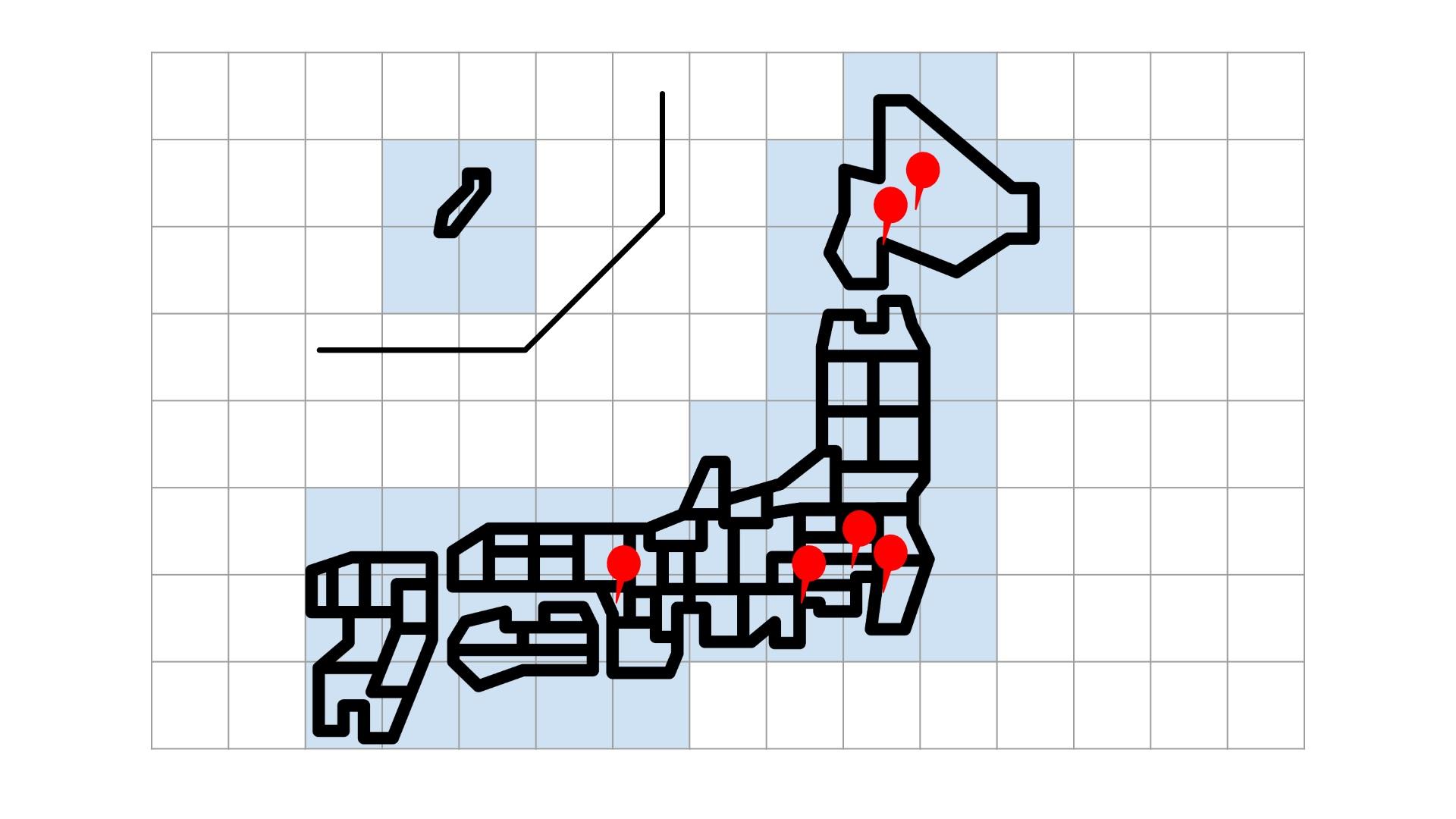 データアグリゲーションにスマホアプリの地図情報が加わりました